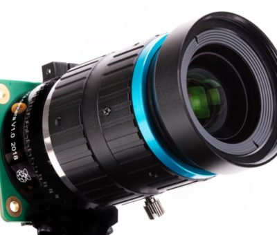Raspberry Pi Announces High-Quality Inter-changeable Lens Camera at $50