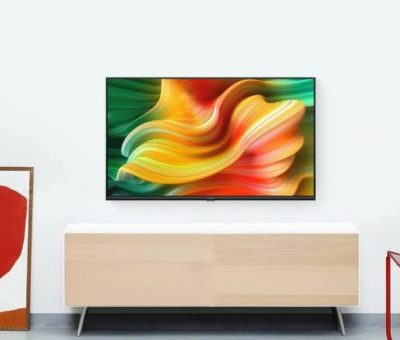 Realme Smart TV Launched in 32-inch and 43-inch Sizes; Price Starts At Rs. 12,999