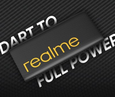 Realme 30W Dart Charge 10000mAh Power Bank Launched in India