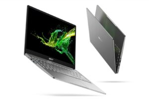 Acer Swift 3 with 10th Gen Intel Core i5 Processor Launched in India at Rs. 64,999