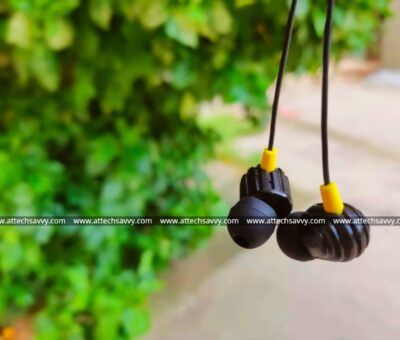 MIVI Rock & Roll W1 Wired Earphones Review – The Best Budget Earphones under Rs. 400?