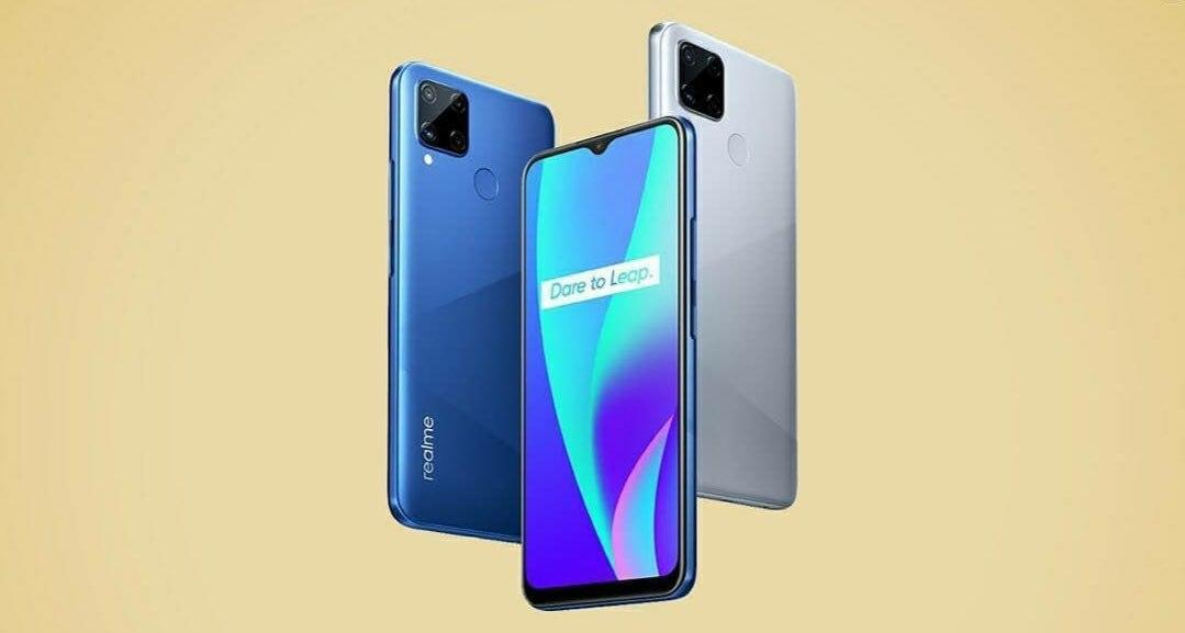 Realme C15 with Bigger Battery Hinted To Arrive Soon in India