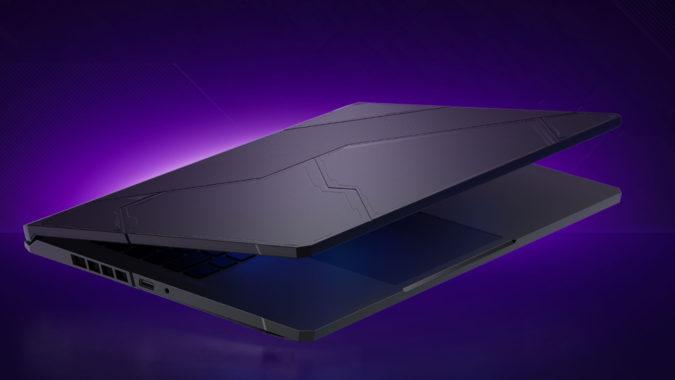 Redmi G Gaming laptop design