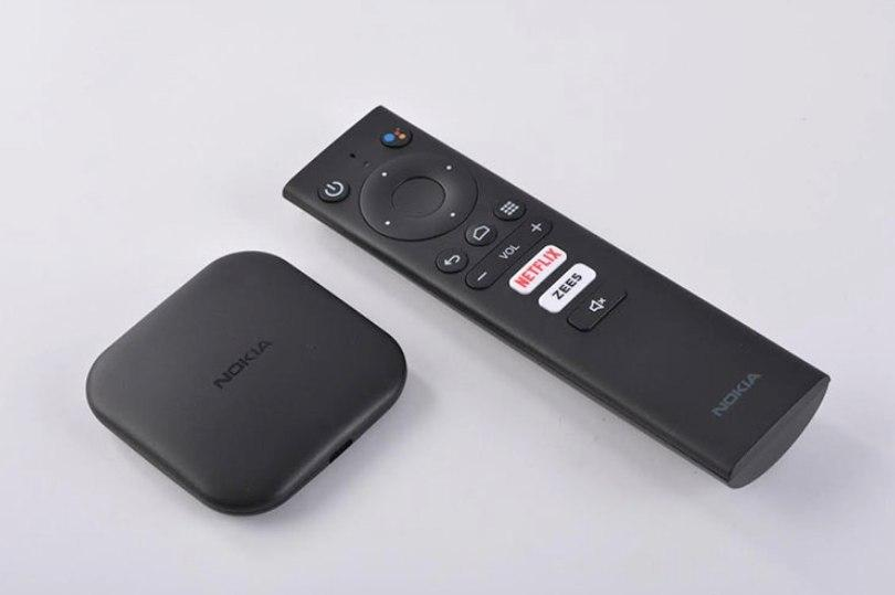 nokia media streamer launched in India
