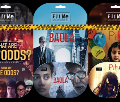 FilMe Introduces QR Code-Based Technology to Watch Films