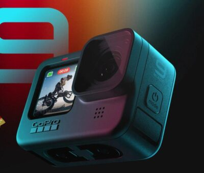 GoPro Hero 9 Black With 23.6MP Sensor and Dual Display Launched in India at Rs. 49,500