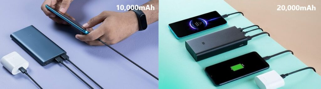 Mi Power Bank 3i 10,000mAh and 20,000mAh Launched in India; Starting at Rs. 899