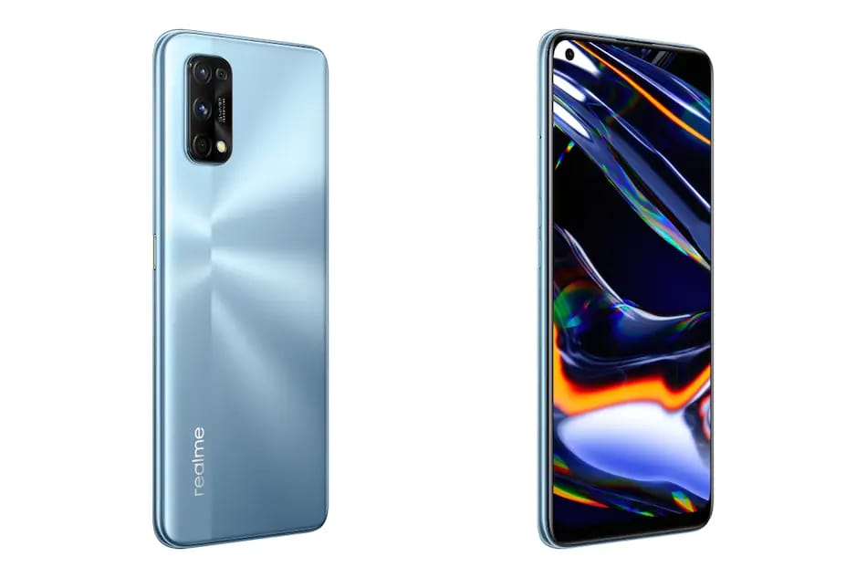 Realme 7 Pro Launched in India; Starting at Rs. 19,999