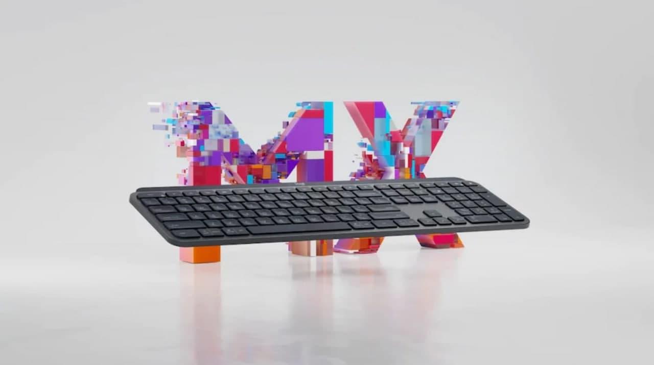 Logitech MX Keys Wireless Keyboard