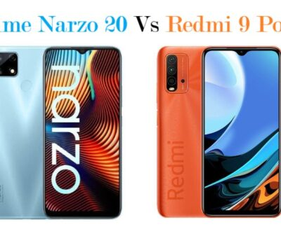 Redmi 9 Power Vs Realme Narzo 20: Which is a better Mid-ranger Smartphone?   Techsavvy
